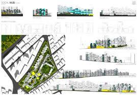 Social Hub Arch301 Pre Jury Ii Social Hub Edge Architecture