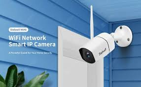 <b>Stalwall N648 Smart Home</b> Security IP Camera For Just $34.9 ...