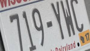new car plate releaseWisDOT issues three new specialty license plates this spring