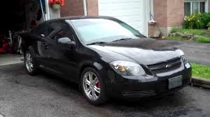 My 2009 Chevy Cobalt with Mods - YouTube