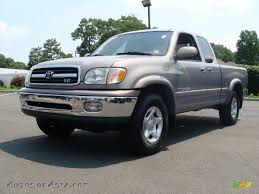 2000 Toyota Tundra Limited Extended Cab in Thunder Gray Metallic ...