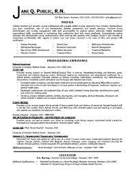Professional Objective For Nursing Resume Standard Resume Examples Awesome Us Resume Example With Example Of 85