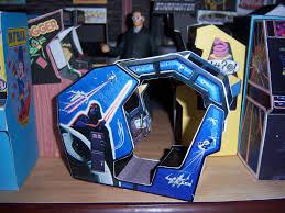 Star Wars Cabinet Star Wars Cockpit Arcade Cabinet Detail By Misterbill82 On Deviantart