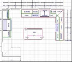 l shaped kitchen floor plans