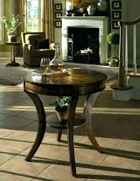 circular entry table foyer accent tables foyer accent tables foyer tables for image of round circular entry table