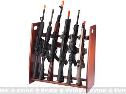 rack matrix deluxe professional solid wood rack ama airsoft rack