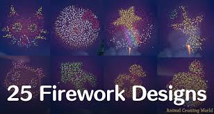 25 fantastic firework custom designs