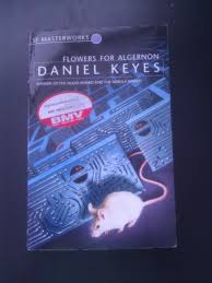 book review flowers for algernon jesse rogerson book cover of flowers for algernon