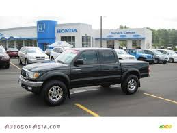 2004 Toyota Tacoma V6 PreRunner Double Cab in Black Sand Pearl ...