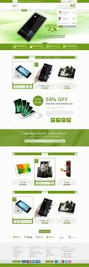 website templates download free designs free ecommerce web templates psd css author