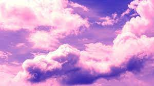 Aesthetic Wallpaper Purple Clouds (Page ...