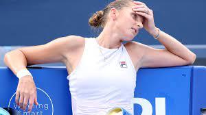 Wimbledon-Finalistin Karolina Pliskova ...
