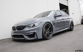 Beautiful Nardo Grey Bmw M3 Gets Upgraded Nardo Grey Bmw Bmw M3