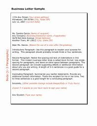 Business Letter With Letterhead Format Unique 8 Microsoft Word
