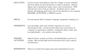 resume : Writing A Great Resume Wonderful Resume Reference Format ...