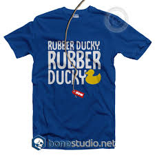 Rubber Duck Size Chart Rubber Ducky T Shirt Adult Unisex Size S 3xl