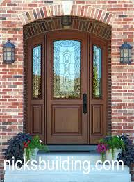 arched double front doors. Arched Front Doors Arch Radius Double For Homes . A