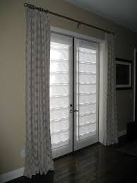 incredible roman shades for sliding glass doors and 25 best curtains for french doors ideas on home decor french