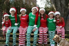 Christmas Family Photo Christmas Pajamas For Family
