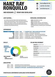 Web Developer Resume Web Developer Resume Impressive Design Ideas