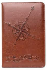 sohospark refillable journal compass journal by sohospark writing journal personal diary lined journal travel
