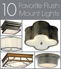 Image Of: Flush Mount Ceiling Lights Home Depot
