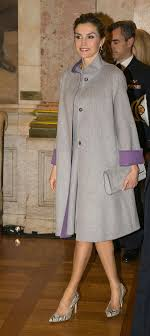 30 November 2016 State visit to Portugal day 3 coat by.