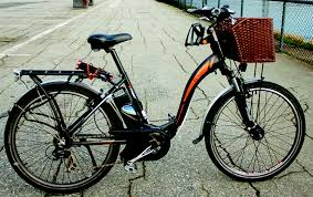 water bottle cage the need to accommodate a motor and a battery often means that there is no space