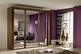 Sliding Door Bedroom Furniture Bedroom Furniture Sets Wooden Storage Set Cabinet With Mirror