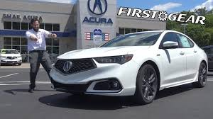 2018 acura tlx.  acura 2018 acura tlx aspec  review and test drive first gear intended acura tlx