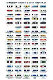 navy award ribbon chart us medals and ribbons photo 1 of 6 best air force ideas navy award ribbon chart us medals