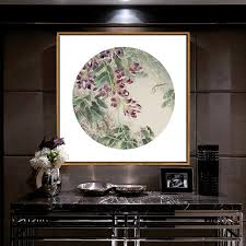 New Chinese Style Living Room Decoration Painting Modern Minimalist Simple Wall Painting Designs For Bedroom Minimalist