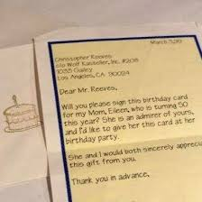 Birthday Gift Letter - Roistudios.co