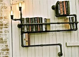 steampunk office decor. Photo: Curbly Steampunk Office Decor -