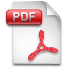 Risultati immagini per icona documento pdf