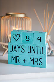 learn how to make your own wedding countdown blocks! wedding Wedding Countdown Messages learn how to make your own wedding countdown blocks! Wedding Countdown Printable