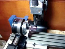 g 4 axis cnc with nsk spindle for jewelry model making