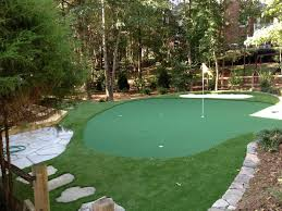 build your own putting green. Simple Own Small Putting Green For Golfing With Single White Flag Feature Large Stone  Arrangement Walkway In How To Build A  Throughout Build Your Own Putting Green R