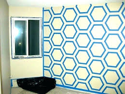 Painting Designs On Walls Paint Patterns With Tape Idrive1 Co