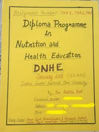 ignou dnhe assignment by dr ankita bali 1