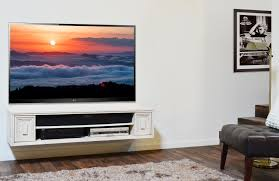 Most Seen Gallery in the Mesmerizing Wall Mounted TV Shelves Design Ideas