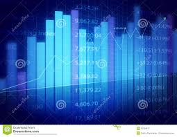 Free Stock Market Charts And Graphs Stock Market Charts Stock Illustration Illustration Of Line