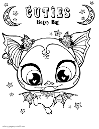 Small Picture Pet Shop Coloring Pages Printable Coloring Coloring Pages