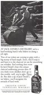 jack daniel s whiskey advertisement gallery jack daniel s distillery rickers 1964 ad picture