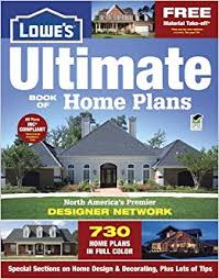 lowes house plans. the lowe\u0027s ultimate book of home plans, 3rd edition: editors creative homeowner, plans: 9781580115612: amazon.com: books lowes house plans