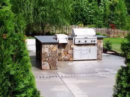 Modern Outdoor Kitchen Cabinets Home Design Ideas Storage And - Modern outdoor kitchens