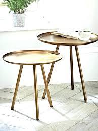 3 legged side table wooden leg timber round three cross coffee oak veneer r 3 legged side table three tables round
