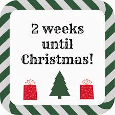 The Dorothy Days: 2 weeks to go until Christmas - The Dorothy Days ...