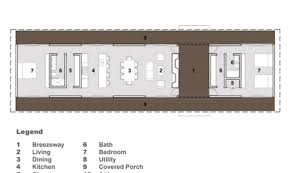dog trot house plans. Modern Style House Plan Beds Baths Main Dog Trot Plans