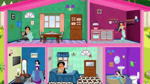 princess jasmine doll house decor play the girl game online